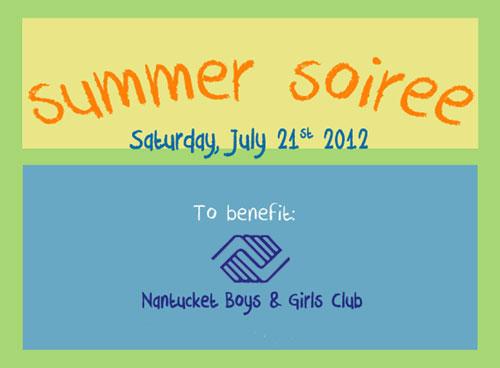 2012 Summer Soiree